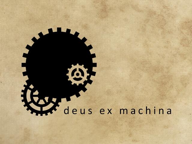 logo projektu DEUS EX MACHINA