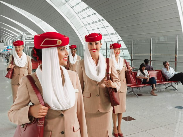 Emirates hiring in macedonia and serbia for Korean air cabin crew requirements