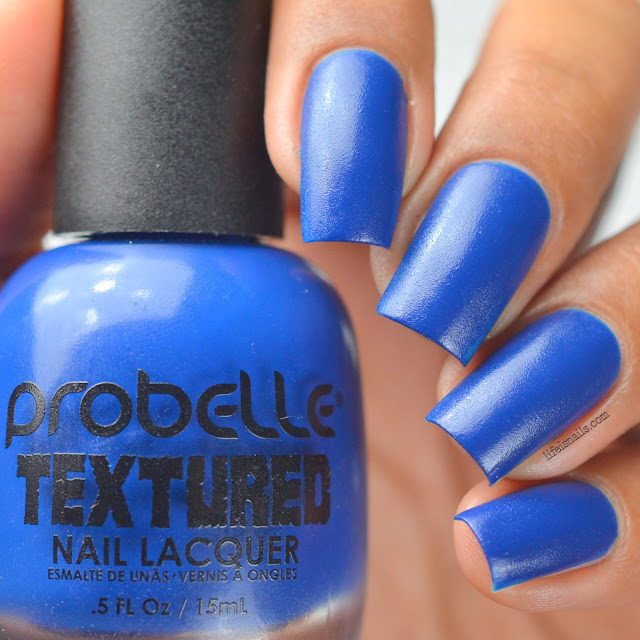 Probelle Beauty Textured Dark blue