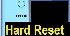 Tecno POP 2 Hard Reset