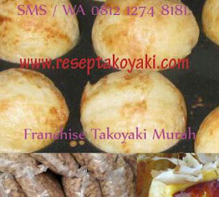 takoyaki resep