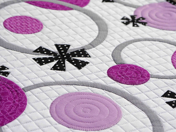 Radiant Orchid Quilt Challenge