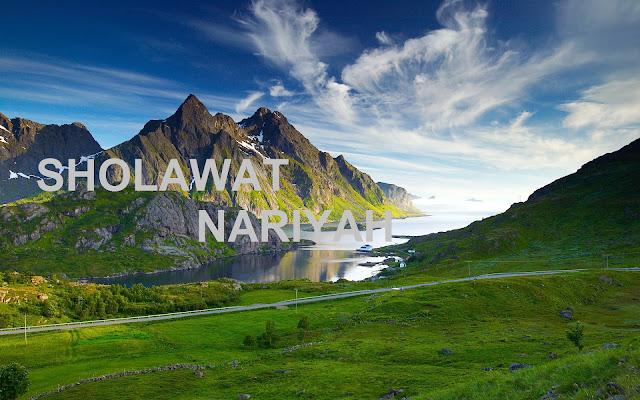 Lafadz Bacaan Sholawat Nariyah