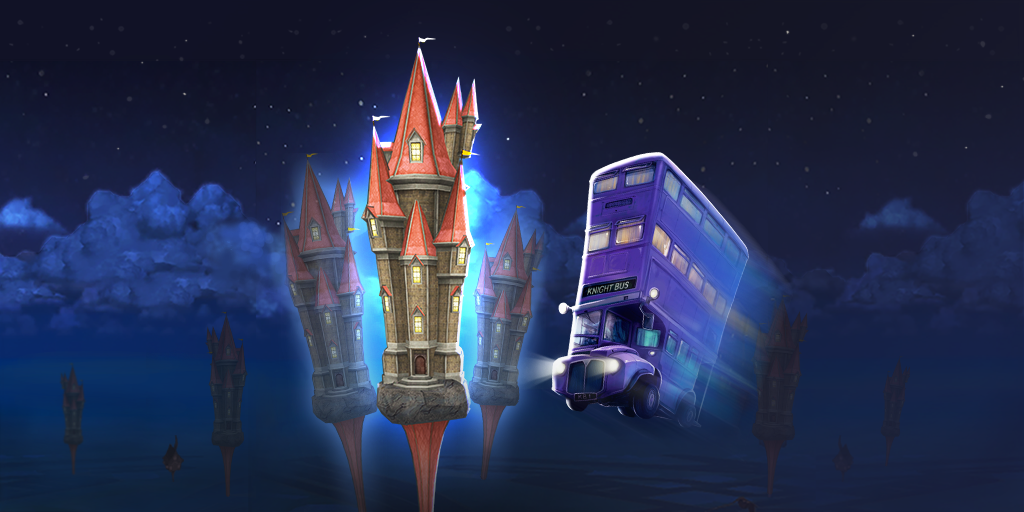 Harry Potter: Wizards Unite the Knight Bus!