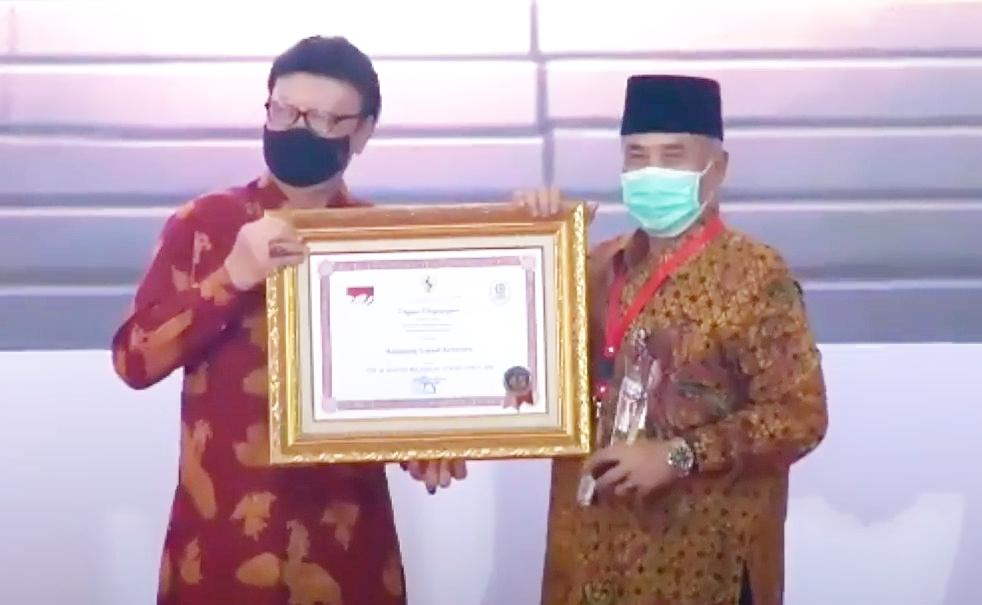 Kampung Garam Kebumen Raih Penghargaan Top 45 Inovasi Kementerian PANRB