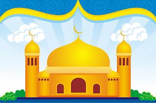 Masjid saat Ramdhan