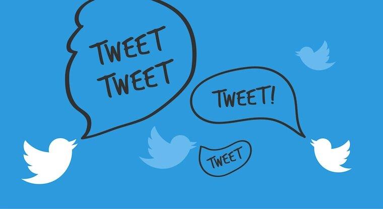 Виджеты от твиттера