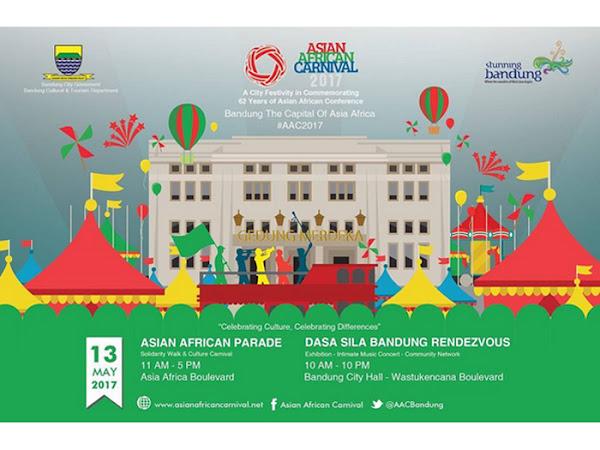 Asian African Carnival 2017 Bandung