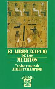 Libro En Pdf El Libro Egipcio De Los Muertos