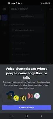 الشات الصوتي تطبيق ديسكورد