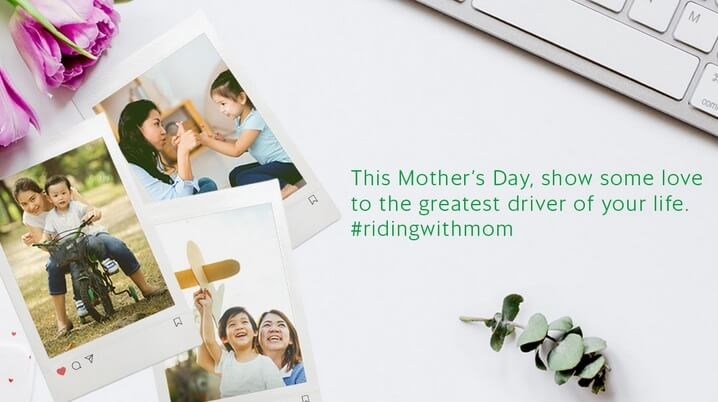 Win A Vivo Smartphone and Free Rides with Grab #RidingWithMom Contest