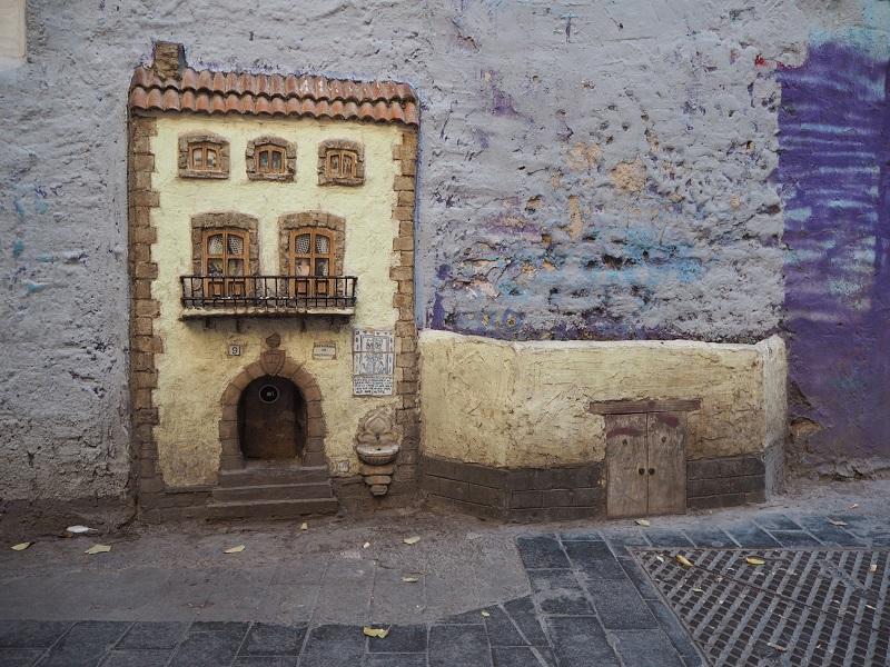 Casa de los gatos, Valencia