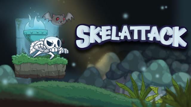 Skelattack está disponível no Switch
