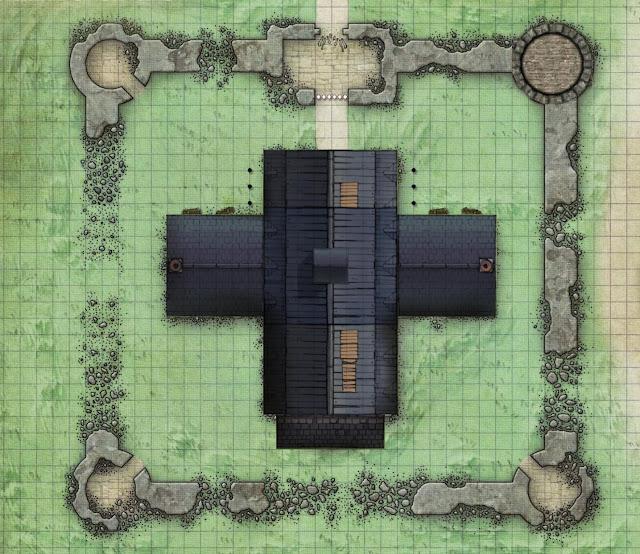 The Shrine of Savras