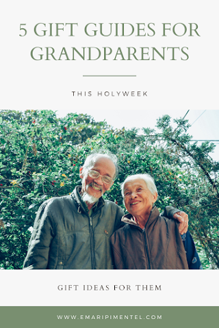 5 Gift Guides for Grandparents