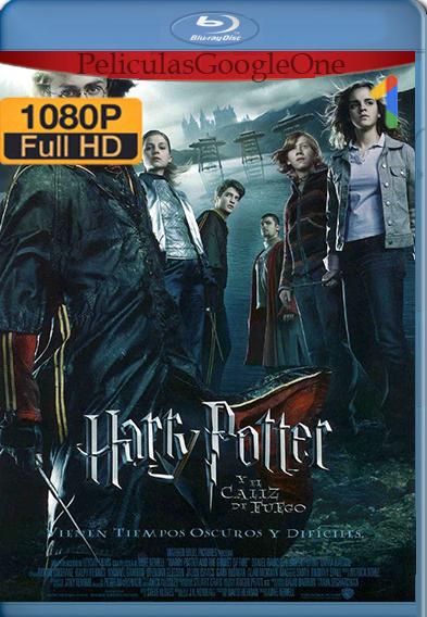 Harry Potter y El Cáliz De Fuego [2005] [1080p BRrip] [Latino-Inglés] [GoogleDrive]