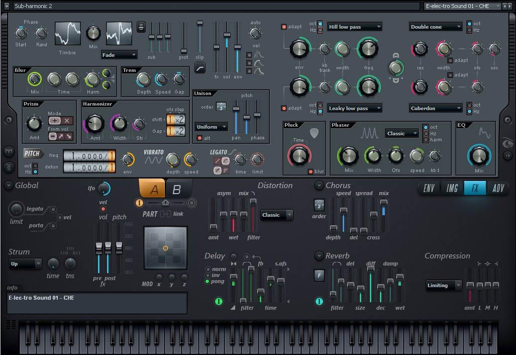 Virtual Sound Box|virtualsoundbox com: 100 E-lec-tro Sounds