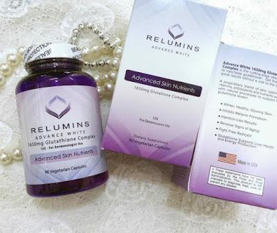 RELUMINS Advance Whitening