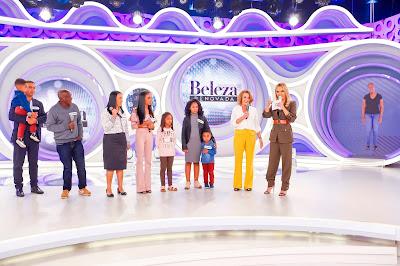 A família de Alessandra, Sueli e Eliana  (Crédito: Gabriel Cardoso/SBT)