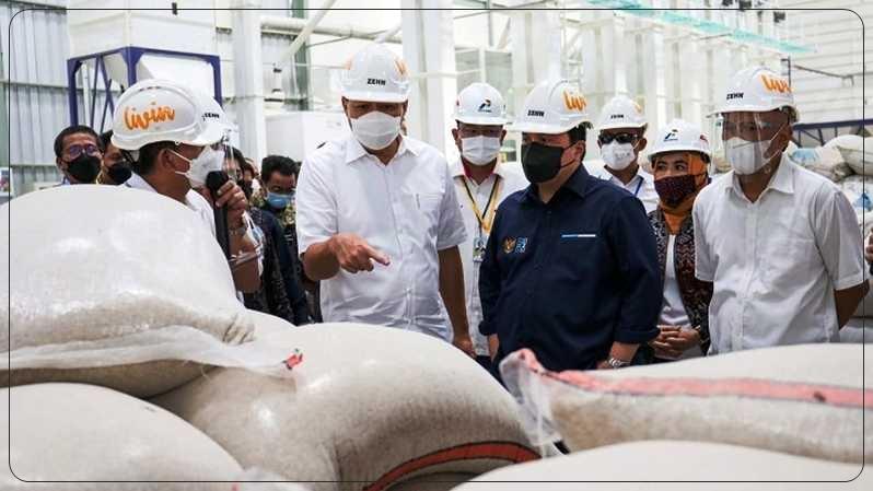 Tinjau SPBT, Tiga Menteri Jokowi Kunjungi Kebumen