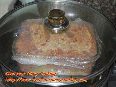 Marikina Everlasting - Steam Cooked