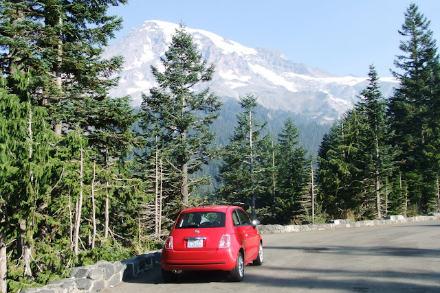 mountrainier with FIAT500