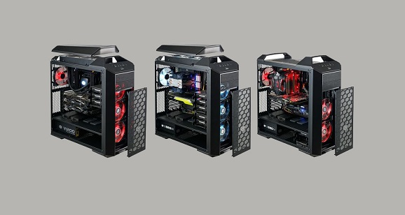 Review case PC super keren dari cooler master, MasterCase 5