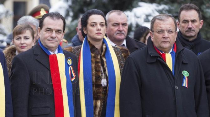 Ludovic Orban, Gheorghe Flutur, Angelica Fador Vatra Dornei