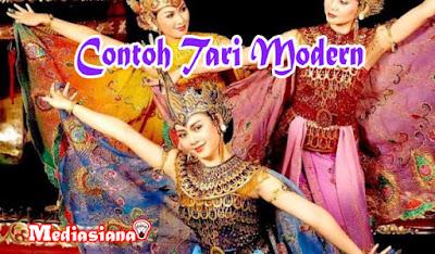 Contoh Tari Modern dari Daerah Indonesia dan Luar Negeri