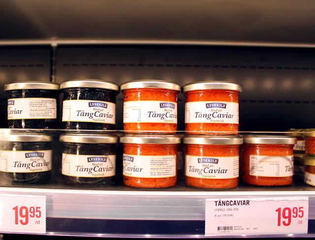 Svenskehandel Stromstad Mat Veganmat Tangkaviar Harryhandel Guide Til Veganmat På Grensa Veganmisjonen
