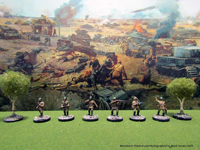 1/72 Plastic Soldier Company Russian Infantry in Summer Uniforms
