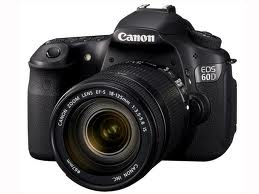 DSLR CANON EOS 60D Kit2