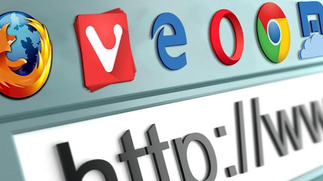 pilihan browser internet