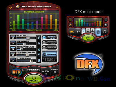 DFX Audio Enhancer 12.017 Full Crack