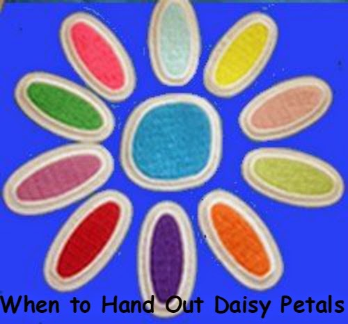 When to Hand out Daisy Petals