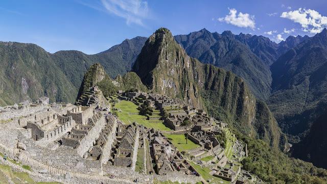 Team digitizes historic sanctuary of Machu Picchu