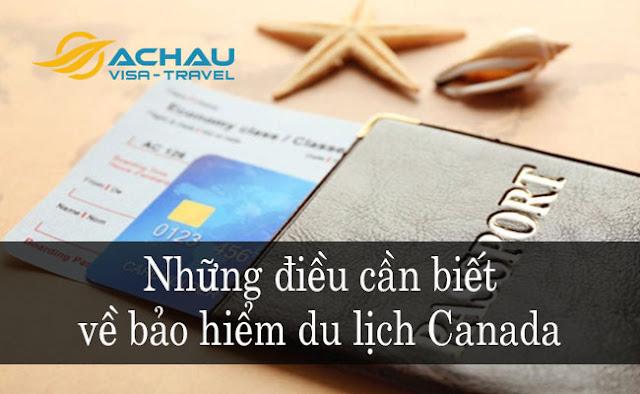 Những điều cần biết về bảo hiểm du lịch Canada1