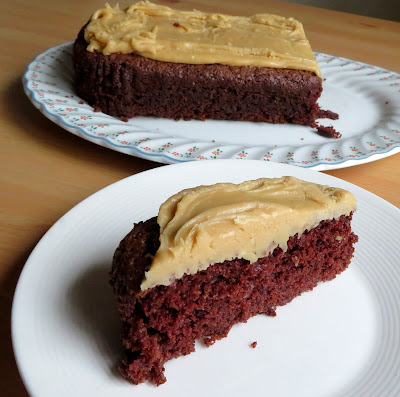 Chocolate Mayonnaise Cake for the Smaller Family