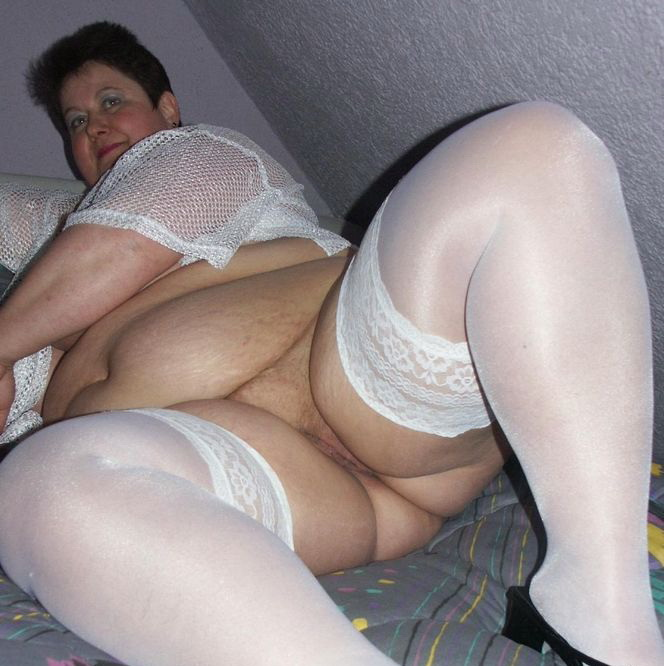 Pantyhose bbw sex