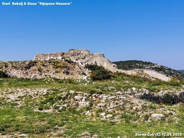 Utvrda Stari Rakalj (ruševine)