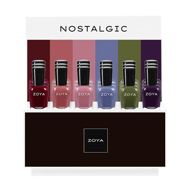 Zoya Nostalgic Fall 2021 Collection