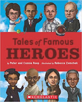 Picture of book: Tales of Famous Heroes