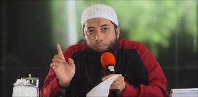 Pengusiran Ustadz Khalid Basalamah