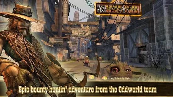 Oddworld: Stranger's Wrath apk + data for android