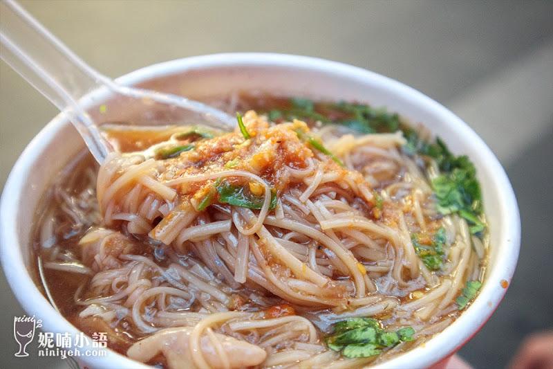 【西門町美食】阿宗麵線。擊敗鼎泰豐日客最愛小吃
