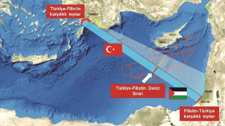 Σε ισχύ η συμφωνία Τουρκίας-Παλαιστίνης;