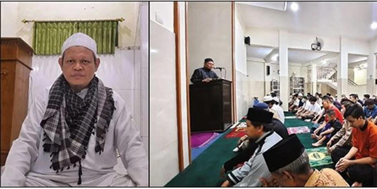 Ustaz Jabrix, Preman Berdarah Dingin yang Tobat Usai Dengarkan Tausiah Perampok Insaf