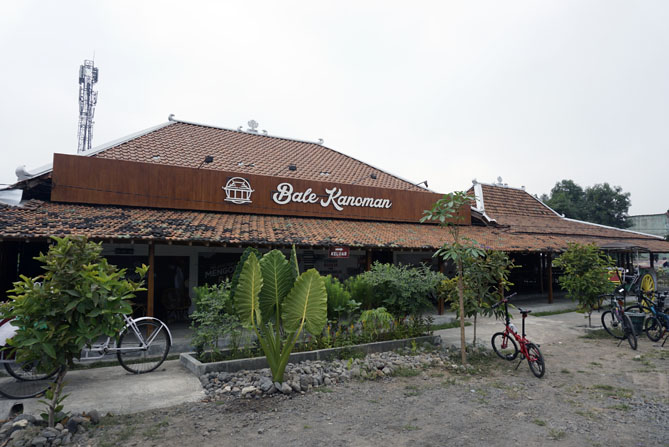 Rumah Makan Bale Kanoman, Bantul