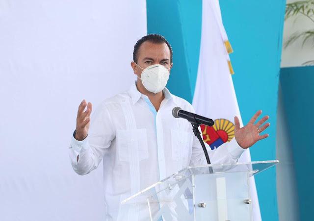 Confirma Carlos Orvañanos Rea fecha del informe del Gobernador Carlos Joaquín