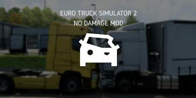 Mod No Damage Untuk ETS2 1.41